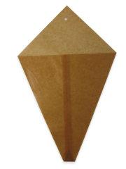 ロウ引き三角袋 大サイズ