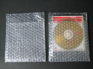 プチプチ袋 CD袋